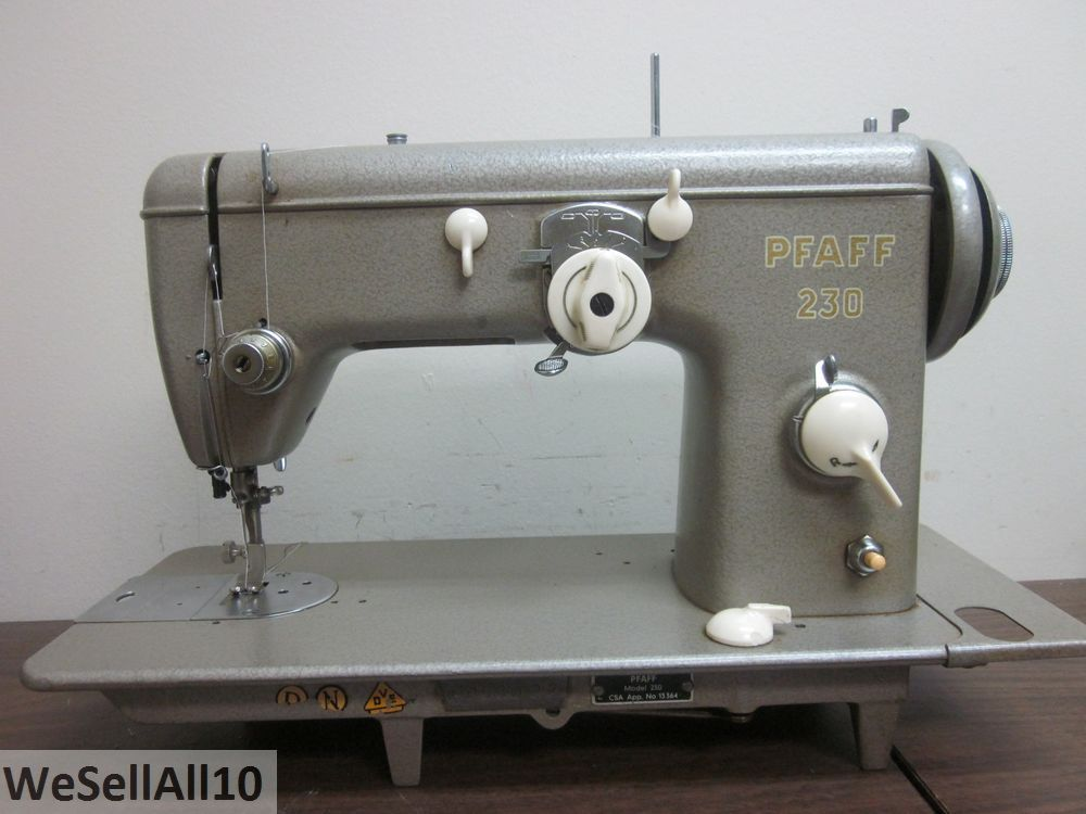 portable canvas sewing machine