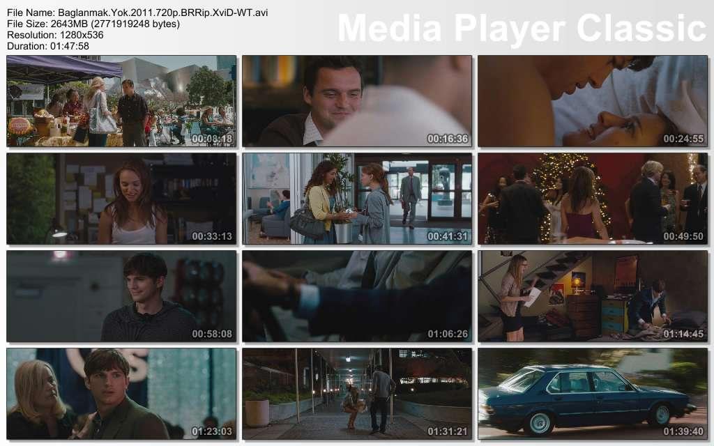 Bağlanmak Yok - 2011 720p BRRip XviD - Türkçe Dublaj indir
