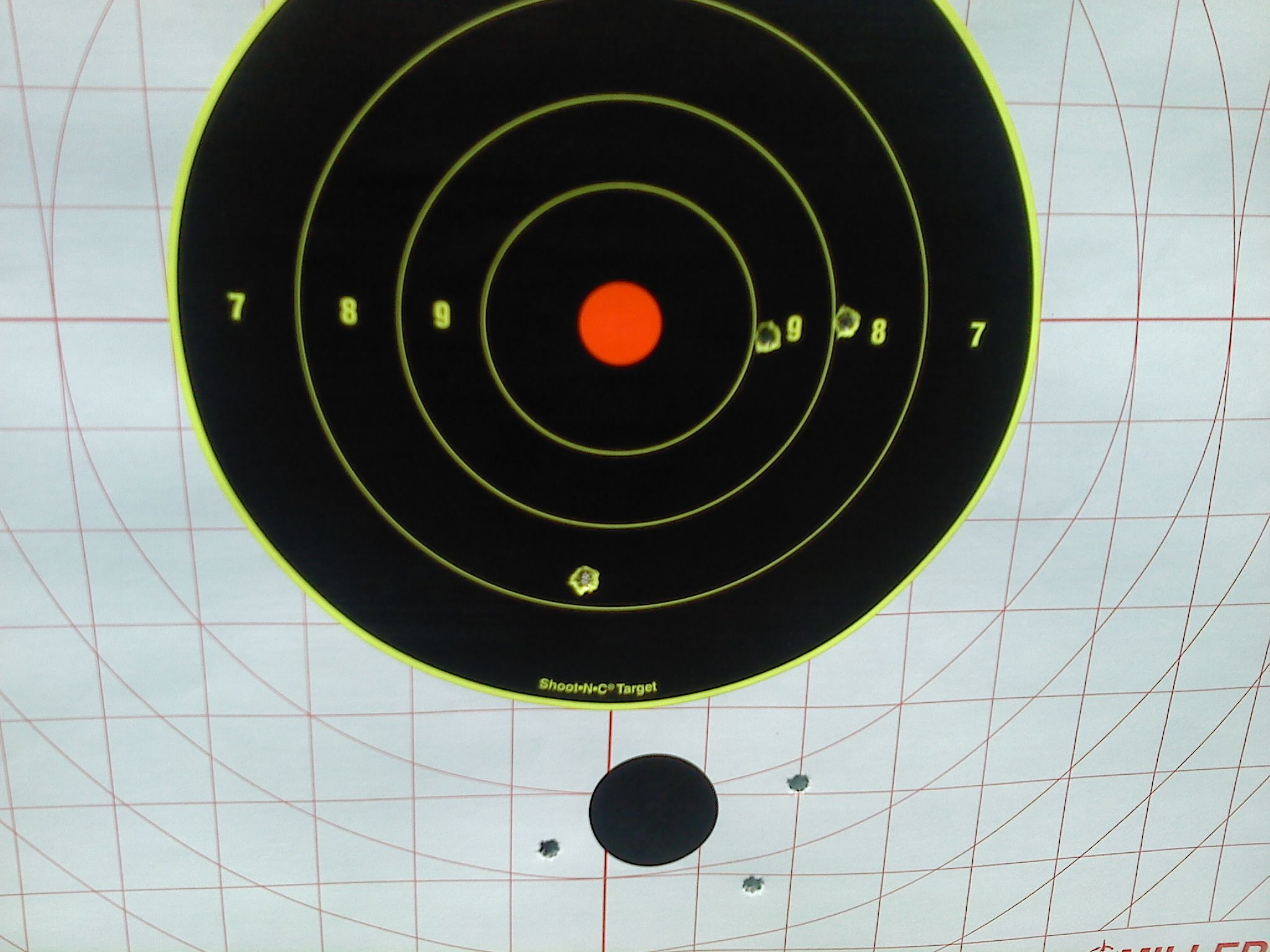 RRA National Match A2 300yds - Range Report